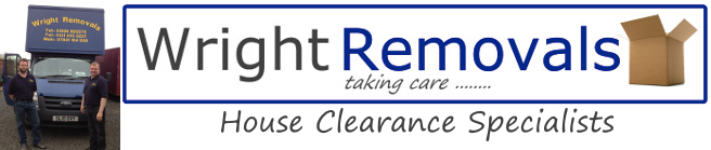 Wright Removals - House Clearance Specialists - Logo